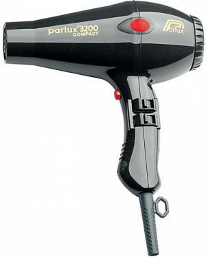 Фен для волосся Parlux Compact чорний 1900W  - 00-00002281