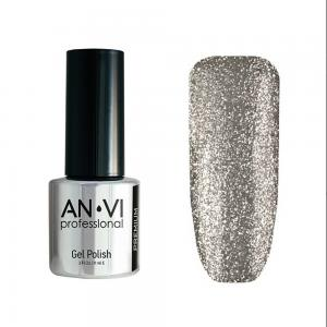 Гель-лак для нігтів ANVI Professional №007 Creative Violet 9 мл - 00-00002524