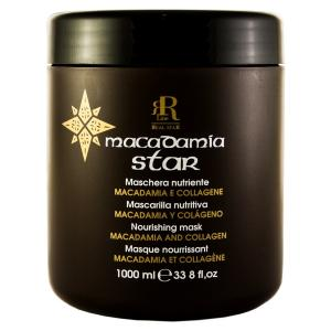 Маска с маслом макадамии и коллагеном RR Line Macadamia Star 1000 мл - 00-00002677