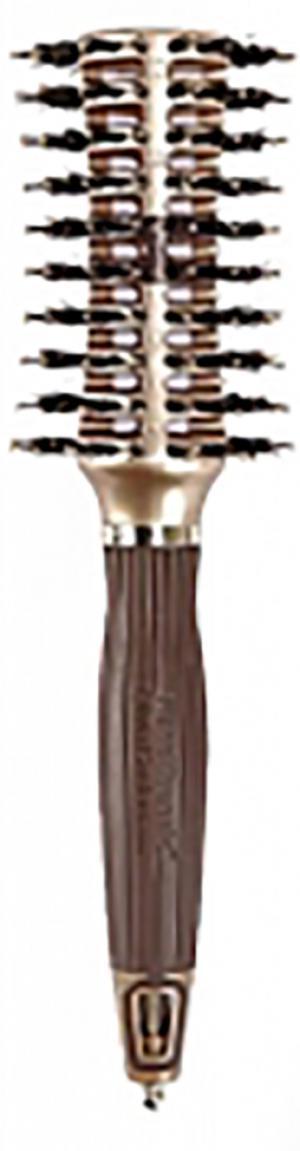 Брашинг Olivia Garden с натуральной щетиной и нейлоном Nano Thermic Ceramic + Ion 32 мм - 00-00002687