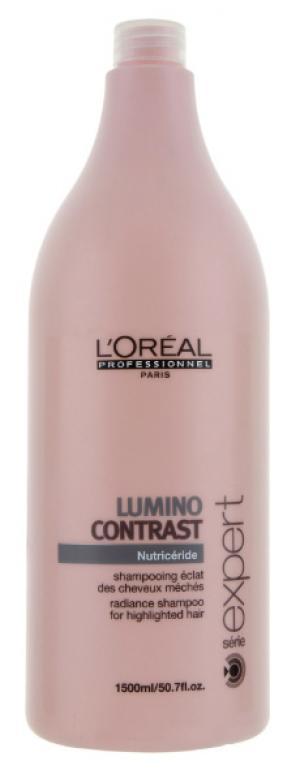 Шампунь для мелированных волос L'Oreal Professionnel Lumino Contrast 1500 мл - 00-00002730