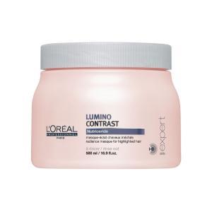 Маска для мелірованого волосся L'Oreal Professionnel Lumino Contrast 500 мл - 00-00002731