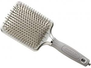Щітка для волосся Olivia Garden Ceramic+Ion XL Pro Large масажна зі штучною щетиною  - 00-00002884