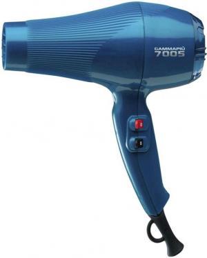 Фен для волосся Gamma Piu Tormalioniс 7005 синій  - 00-00002889