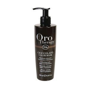 Тонуюча маска для волосся 'Шоколадна' Fanola Oro Therapy 250 мл - 00-00002908
