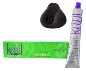 Крем-фарба для волосся Kuul Color System №4 90 мл - 00-00003207