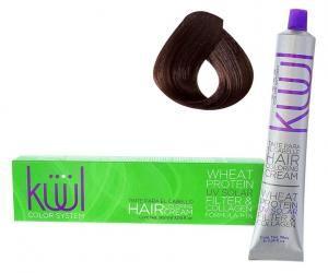 Крем-фарба для волосся Kuul Color System №5/5 90 мл - 00-00003222