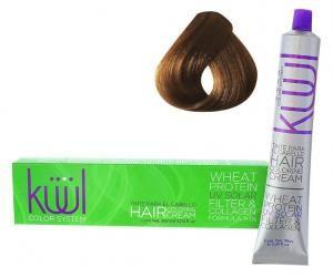 Крем-фарба для волосся Kuul Color System №6/34 90 мл - 00-00003223