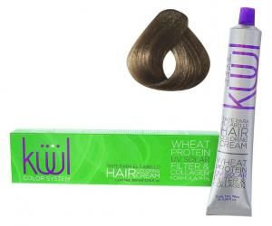 Крем-фарба для волосся Kuul Color System №7/31 90 мл - 00-00003224