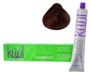 Крем-фарба для волосся Kuul Color System №7/5 90 мл - 00-00003226