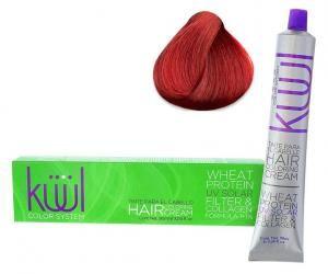 Крем-фарба для волосся Kuul Color System №6/66 90 мл - 00-00003233