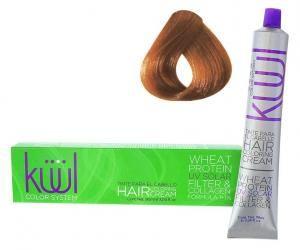 Крем-фарба для волосся Kuul Color System №7/44 90 мл - 00-00003234