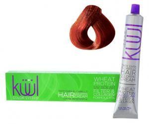 Крем-фарба для волосся Kuul Color System №7/66 90 мл - 00-00003237