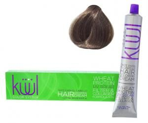 Крем-фарба для волосся Kuul Color System №6/22 90 мл - 00-00003244