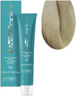 Стійка крем-фарба для волосся Oyster Cosmetics Perlacolor №10/0 Платиновий блонд 100 мл - 00-00003262