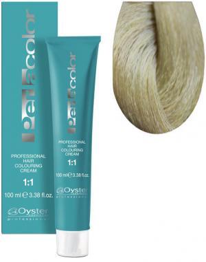 Стійка крем-фарба для волосся Oyster Cosmetics Perlacolor №10/31 Пісочний платиновий блонд 100 мл - 00-00003266