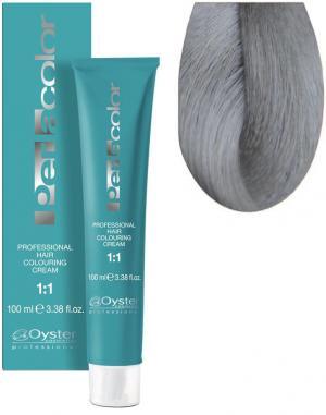 Стійка крем-фарба для волосся Oyster Cosmetics Perlacolor №11/1 Попелястий світлий 100 мл - 00-00003269