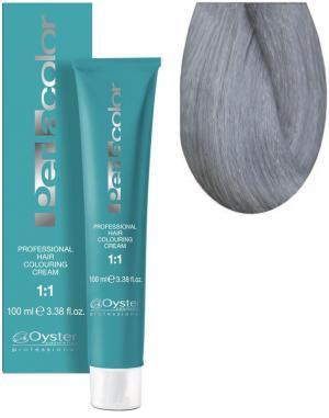 Стійка крем-фарба для волосся Oyster Cosmetics Perlacolor №12/9 Світлий попелясто-перламутровий 100 мл - 00-00003276