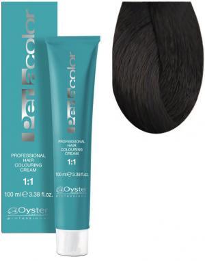 Стійка крем-фарба для волосся Oyster Cosmetics Perlacolor №6/8 Тютюновий темний блонд 100 мл - 00-00003313