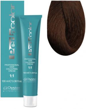 Стійка крем-фарба для волосся Oyster Cosmetics Perlacolor №7/3 Золотистий блонд 100 мл - 00-00003318