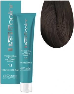 Стійка крем-фарба для волосся Oyster Cosmetics Perlacolor №7/8 Тютюновий блонд 100 мл - 00-00003326