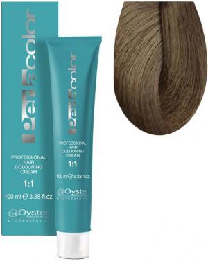 Стійка крем-фарба для волосся Oyster Cosmetics Perlacolor №8/0 Світлий блонд  100 мл - 00-00003327