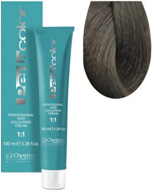 Стійка крем-фарба для волосся Oyster Cosmetics Perlacolor №8/1 Світлий попелястий блонд  100 мл - 00-00003328
