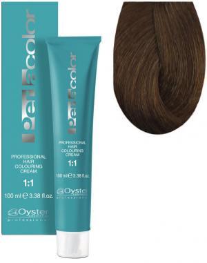 Стійка крем-фарба для волосся Oyster Cosmetics Perlacolor №8/3 Золотистий світлий блонд 100 мл - 00-00003330