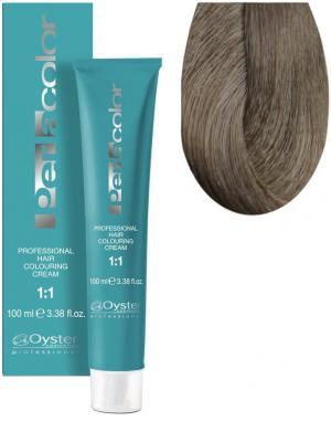 Стійка крем-фарба для волосся Oyster Cosmetics Perlacolor №8/31 Пісочний світлий блонд  100 мл