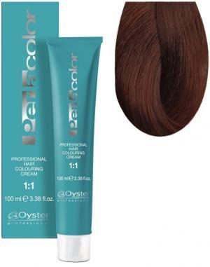 Стійка крем-фарба для волосся Oyster Cosmetics Perlacolor №8/4 Мідний світлий блонд  100 мл - 00-00003333