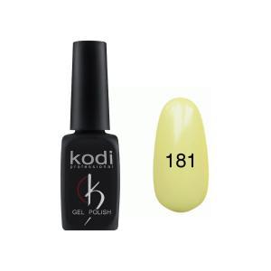 Гель-лак для ногтей Kodi Professional №181 8 мл - 00-00003644
