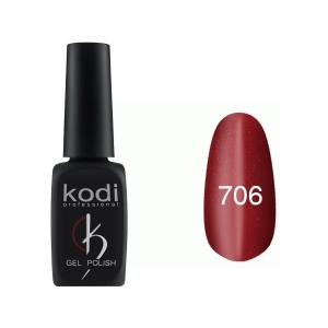 Гель-лак для ногтей Kodi Professional 'Cat Eye' №706 8 мл - 00-00003726