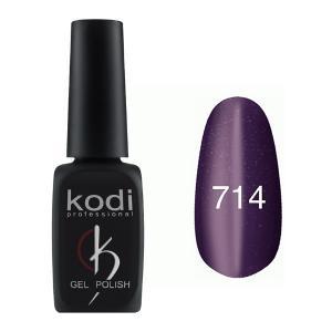 Гель-лак для ногтей Kodi Professional 'Cat Eye' №714 8 мл - 00-00003734