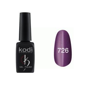 Гель-лак для ногтей Kodi Professional 'Cat Eye' №726 8 мл - 00-00003746