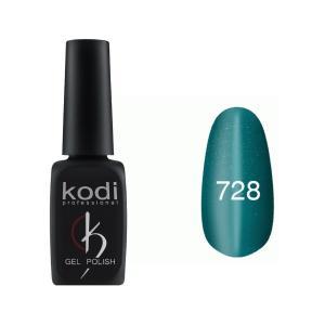 Гель-лак для ногтей Kodi Professional 'Cat Eye' №728 8 мл - 00-00003748