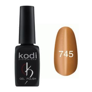 Гель-лак для нігтів Kodi Professional 'Cat Eye' №745 8 мл - 00-00003765