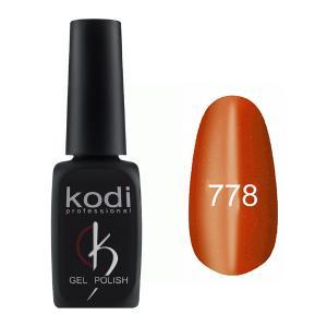 Гель-лак для нігтів Kodi Professional 'Cat Eye' №778 8 мл - 00-00003798
