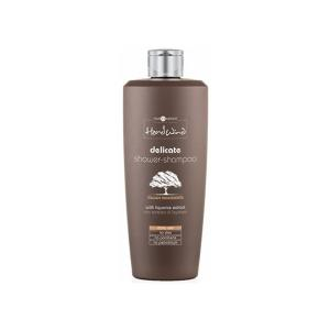 Шампунь-гель для душу  з екстрактом італійської солодки Hair Company Head Wind Gold 400 мл - 00-00003842