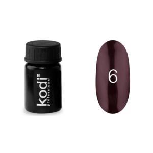 Гель-фарба для нігтів Kodi Professional  №06 4 мл - 00-00003853