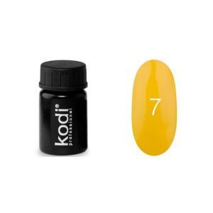 Гель-фарба для нігтів Kodi Professional №07 4 мл - 00-00003854