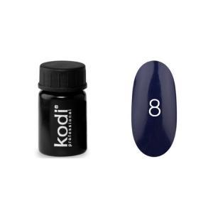 Гель-фарба для нігтів Kodi Professional №08 4 мл - 00-00003855