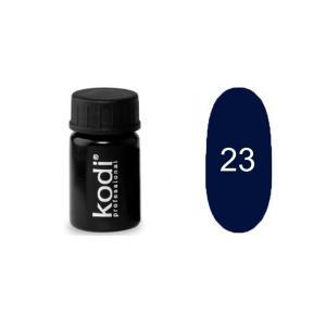 Гель-краска для ногтей Kodi Professional  №23 4 мл - 00-00003870