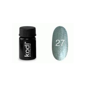 Гель-фарба для нігтів Kodi Professional №27 4 мл - 00-00003874