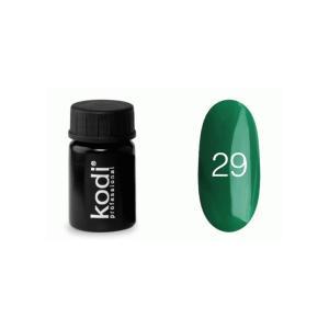 Гель-фарба для нігтів Kodi Professional №29 4 мл - 00-00003876