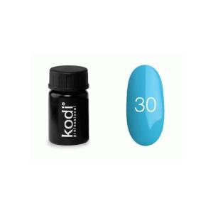 Гель-фарба для нігтів Kodi Professional  №30 4 мл - 00-00003877