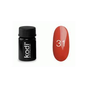 Гель-фарба для нігтів Kodi Professional №31 4 мл - 00-00003878