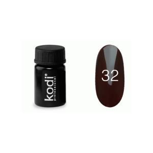 Гель-фарба для нігтів Kodi Professional №32 4 мл - 00-00003879