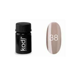 Гель-краска для ногтей Kodi Professional №38 4 мл - 00-00003885