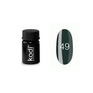 Гель-фарба для нігтів Kodi Professional №49 4 мл - 00-00003896