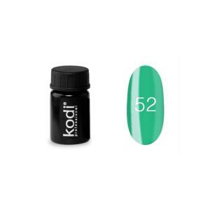 Гель-фарба для нігтів Kodi Professional  №52 4 мл - 00-00003899